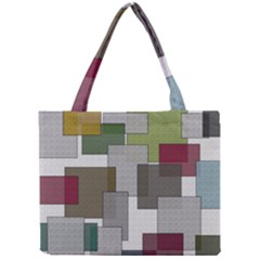 Decor Painting Design Texture Mini Tote Bag