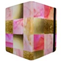 collage gold and pink Apple iPad Mini Flip Case View4