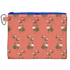 Dance Canvas Cosmetic Bag (xxl)