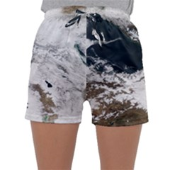 Winter Olympics Sleepwear Shorts