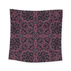 Modern Ornate Pattern Square Tapestry (small)