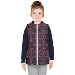 Modern Ornate Pattern Kid s Puffer Vest