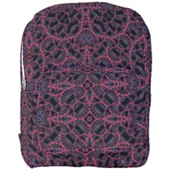 Modern Ornate Pattern Full Print Backpack