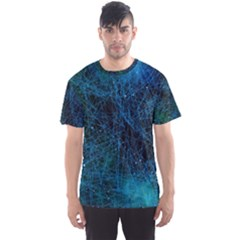 System Network Connection Connected Men s Sports Mesh Tee