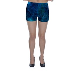 System Network Connection Connected Skinny Shorts
