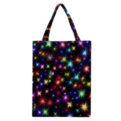 Fireworks Rocket New Year S Day Classic Tote Bag