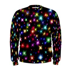 Fireworks Rocket New Year S Day Men s Sweatshirt