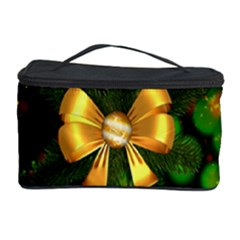Christmas Celebration Tannenzweig Cosmetic Storage Case