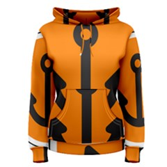 Anchor Keeper Sailing Boat Women s Pullover Hoodie