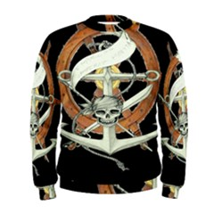 Anchor Seaman Sailor Maritime Ship Men s Sweatshirt