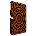 Geometric Tapestry Samsung Galaxy Tab 3 (10.1 ) P5200 Hardshell Case  View2