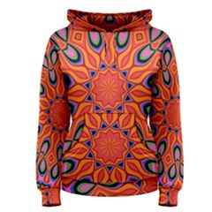 Abstract Art Abstract Background Women s Pullover Hoodie