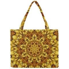 Abstract Antique Art Background Mini Tote Bag