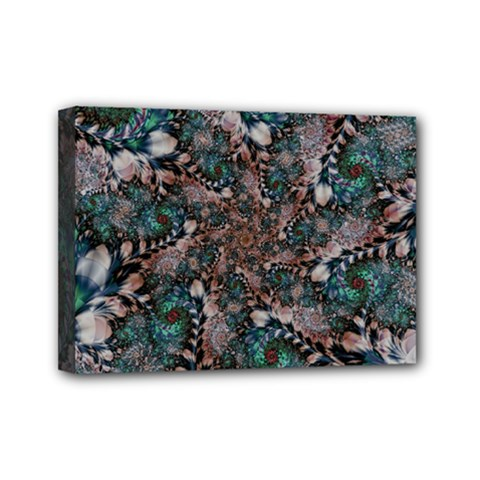 Art Artwork Fractal Digital Art Mini Canvas 7  X 5