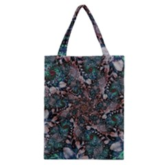 Art Artwork Fractal Digital Art Classic Tote Bag