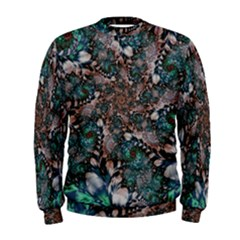 Art Artwork Fractal Digital Art Men s Sweatshirt