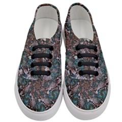 Art Artwork Fractal Digital Art Women s Classic Low Top Sneakers