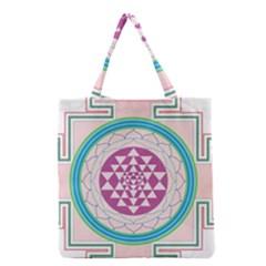 Mandala Design Arts Indian Grocery Tote Bag