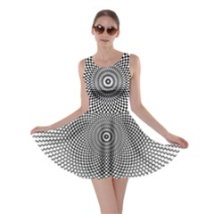 Kaleidoscope Pattern Kaleydograf Skater Dress