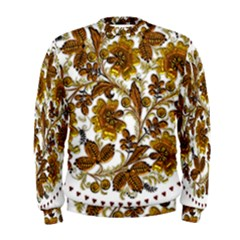 Mandala Metallizer Art Factory Men s Sweatshirt