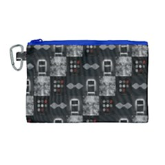 Twenty One Pilots Blurryface Arctic Monkeys Am Canvas Cosmetic Bag (large)