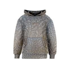Eiskristalle Hardest Frozen Texture Kids  Pullover Hoodie