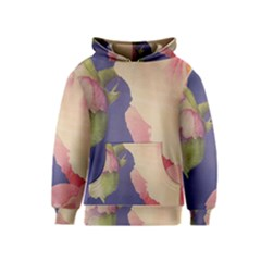 Fabric Textile Abstract Pattern Kids  Pullover Hoodie