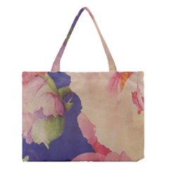 Fabric Textile Abstract Pattern Medium Tote Bag