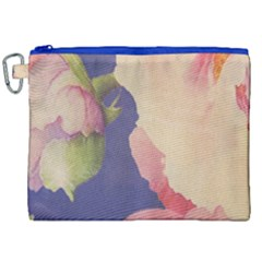 Fabric Textile Abstract Pattern Canvas Cosmetic Bag (xxl)