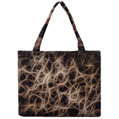 Structure Background Pattern Mini Tote Bag