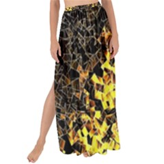 The Background Wallpaper Gold Maxi Chiffon Tie Up Sarong