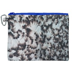 Pattern Wallpaper Organization Canvas Cosmetic Bag (xxl)