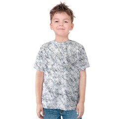 Pattern Background Old Wall Kids  Cotton Tee