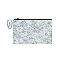 Pattern Background Old Wall Canvas Cosmetic Bag (small)