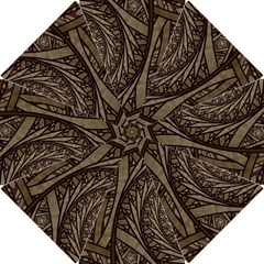 Abstract Pattern Graphics Hook Handle Umbrellas (small)