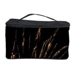 Background Abstract Structure Cosmetic Storage Case