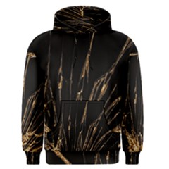 Background Abstract Structure Men s Pullover Hoodie