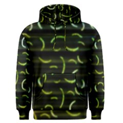 Abstract Dark Blur Texture Men s Pullover Hoodie