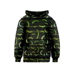 Abstract Dark Blur Texture Kids  Pullover Hoodie