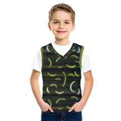 Abstract Dark Blur Texture Kids  Sportswear