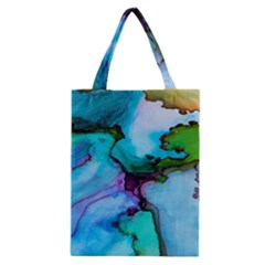 Abstract Painting Art Classic Tote Bag