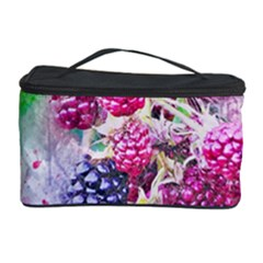 Blackberry Fruit Art Abstract Cosmetic Storage Case