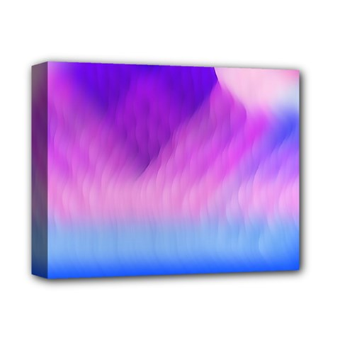 Background Art Abstract Watercolor Deluxe Canvas 14  X 11
