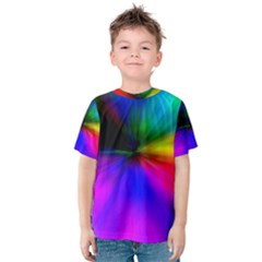 Creativity Abstract Alive Kids  Cotton Tee