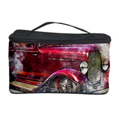 Car Old Car Art Abstract Cosmetic Storage Case