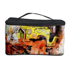Car Old Car Fart Abstract Cosmetic Storage Case