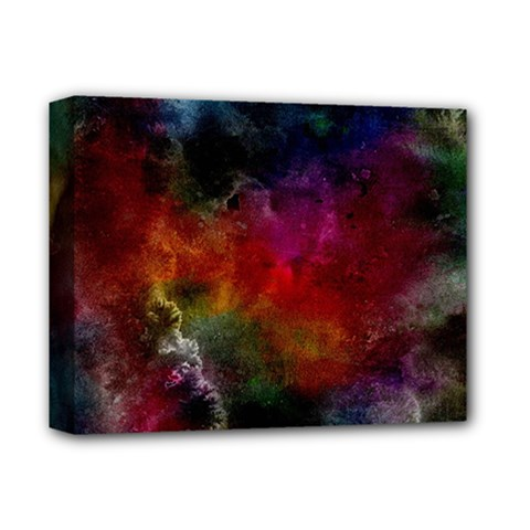 Abstract Picture Pattern Galaxy Deluxe Canvas 14  X 11