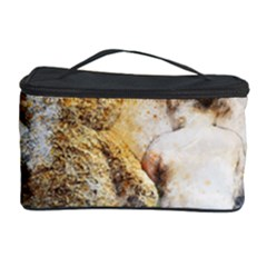 Bear Baby Sitting Art Abstract Cosmetic Storage Case