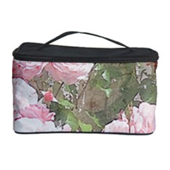 Flowers Roses Art Abstract Nature Cosmetic Storage Case