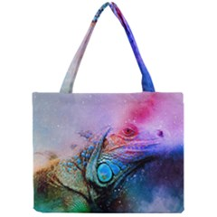 Lizard Reptile Art Abstract Animal Mini Tote Bag